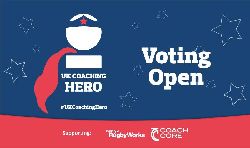 UK Coaching Hero Voting open
