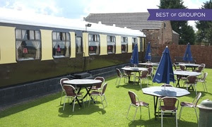 Railway Carriage Hotel in York