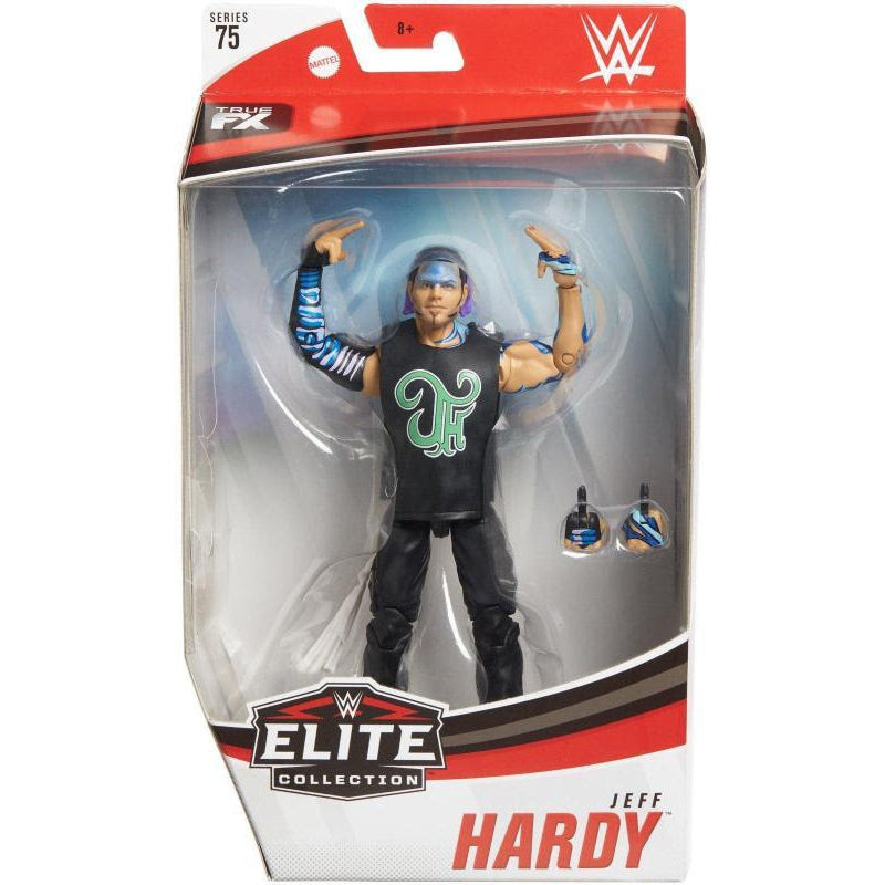 Image of WWE Elite Collection Series 75 - Jeff Hardy