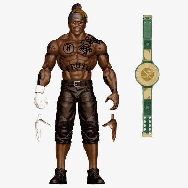 Image of WWE R-Truth Elite Series 78 Action Figure - SEPTEMBER 2020