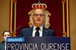 Los Baltar afrontan por primera vez el posible fin de su reinado en la Diputación de Ourense
