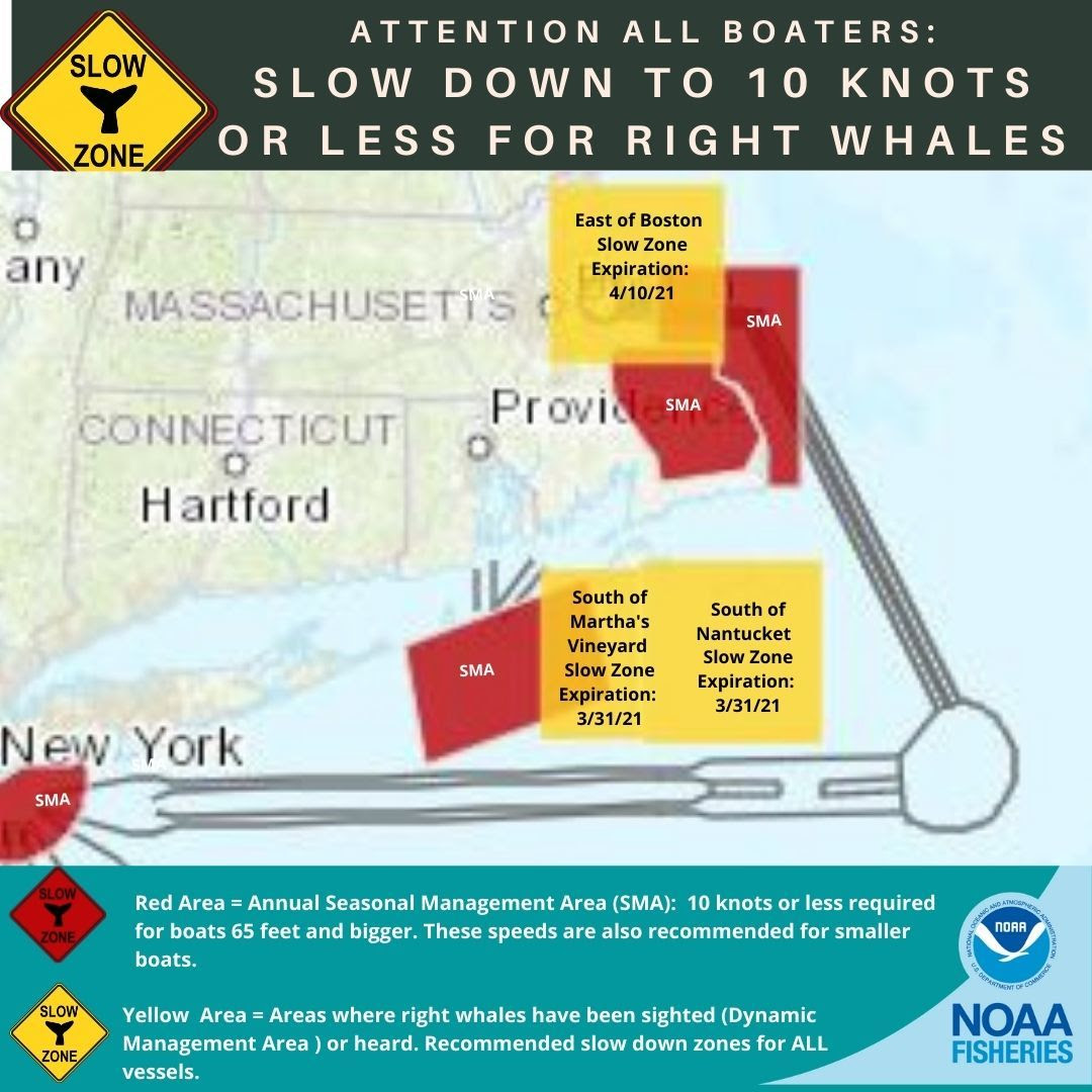 East of Boston Slow Zone