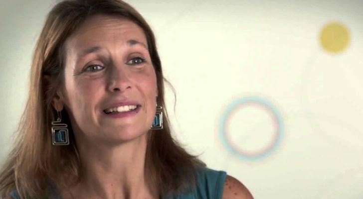 Mariana Zaffaroni/ Foto: Captura Youtube