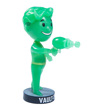 Energy Weapons Bobblehead