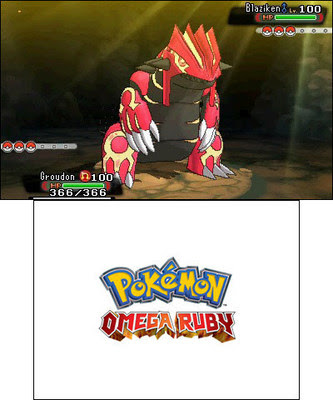 Soar high above the Hoenn region on an unforgettable quest to be the very best Pokemon Trainer in Pokemon Omega Ruby and Pokemon Alpha Sapphire.