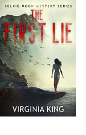 The First Lie by Virginia King