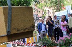 Ámsterdam intensifica medidas anticontaminación abandonadas en Madrid y recupera espacio para peatones