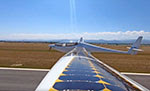 Solar Electric StratoAirNet First Flight