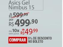 Asics Nimbus 15