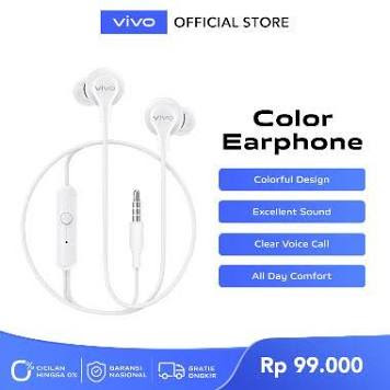 vivo Color Earphone
