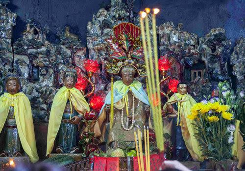 tổng thống, obama, Mỹ, Việt Nam, thăm chính thức, TPHCM, viếng chùa, chùa Ngọc Hoàng