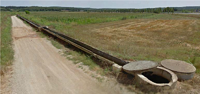 Estan previstes dues obres per millorar la xarxa de regadiu de la Comunitat de Regants de Sant Julià de Ramis