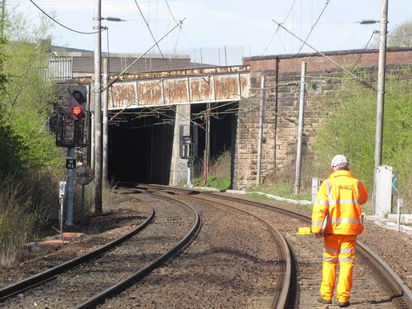 Easter commissioning is green light for signalling upgrade