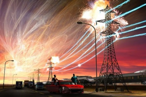 "White House Prepares for EMP That Would ""Wipe Out Power, Render Cellphones and Internet Useless"""