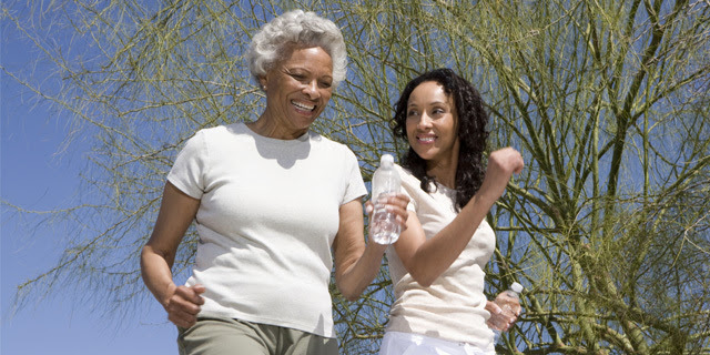 HHS Blog: Exercise May Prevent High Blood Pressure in African-Americans