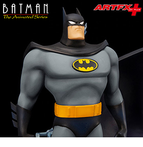 BATMAN: THE ANIMATED SERIES ARTFX+ BATMAN STATUE