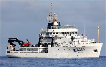 NOAA Ship Reuben Lasker