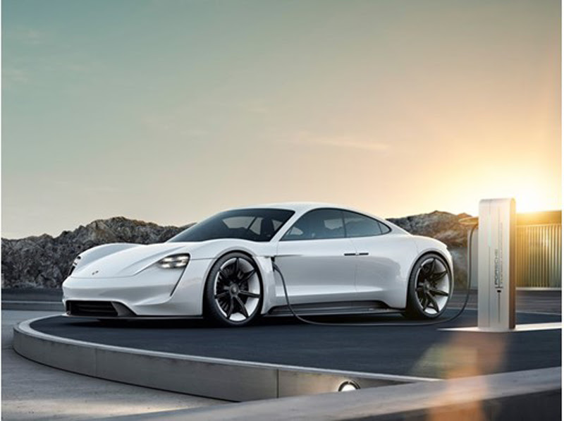 Porsche Electric car