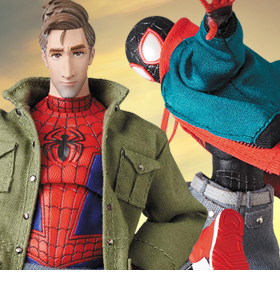 Spider-Man: Into the Spider-Verse MAFEX