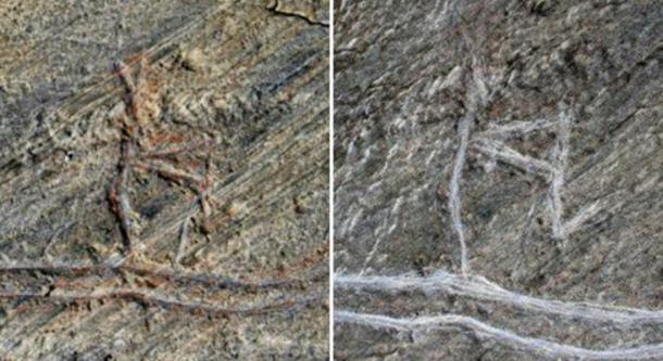 5,000-Year-Old Rock Carving Depicting Skier in Norway Destroyed by Youths