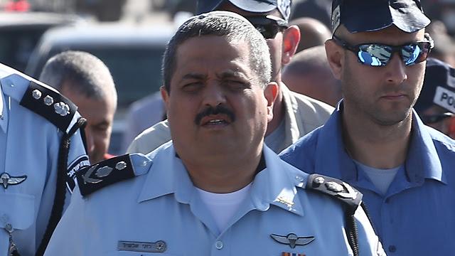 Глава полиции Израиля Рони Альшейх. Фото:Охад Цвайгенберг (Photo: Ohad Zwigenberg)