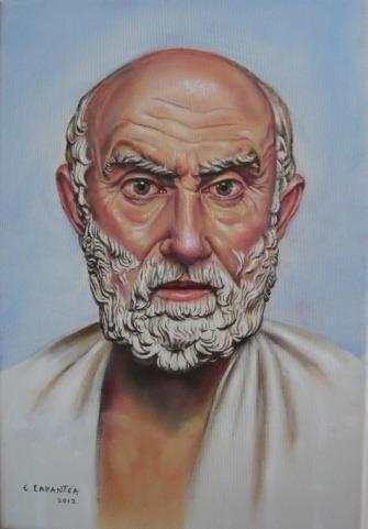 Αρχαίοι Έλληνες Φιλόσοφοι: Τι αποκαλύπτουν τα χαρακτηριστικά του προσώπου τους; - Φωτογραφία 6