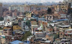 Vista de la ciudad de Bogotá (Imagen de Noticias de la ONU)