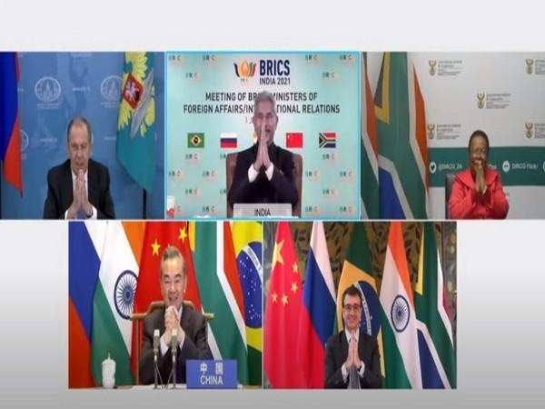 BRICS foreign ministers