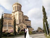 Бракосочетание в Грузии