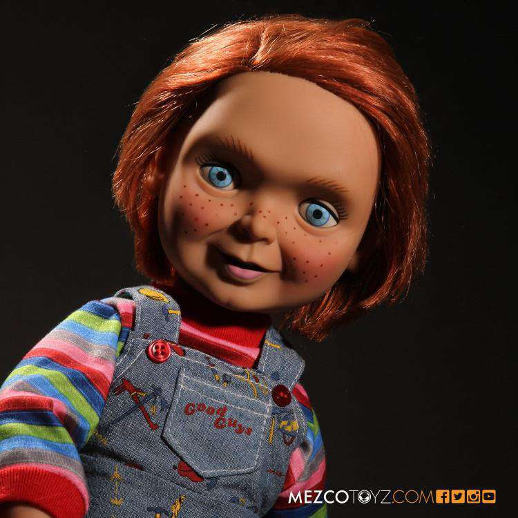 """Image of Good Guys 15"""" Chucky Talking Doll - JULY 2019"""