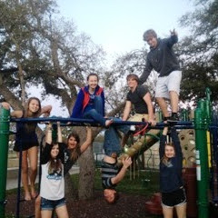 Youth on Playscape