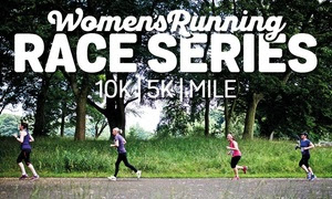 Women's Running Race Series