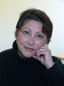 Co-editor Loretta Gatto-White