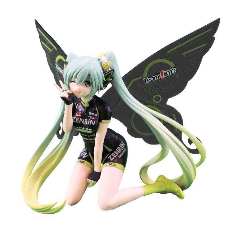 Image of Vocaloid Racing Miku (2017 Team UKYO Cheering Ver.) - AUGUST 2019