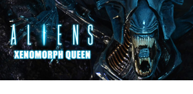 ALIENS - XENOMORPH QUEEN