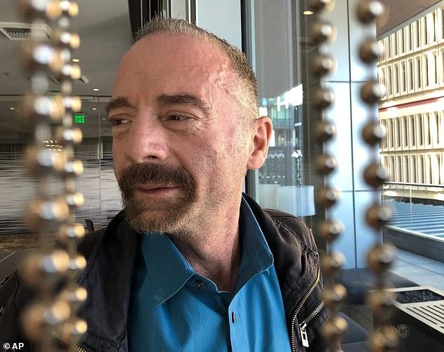 """El caso del paciente de Londres """"muestra que la cura de Timothy Brown (en la foto) no fue una casualidad y puede recrearse"""", dijo el Dr. Keith Jerome"""