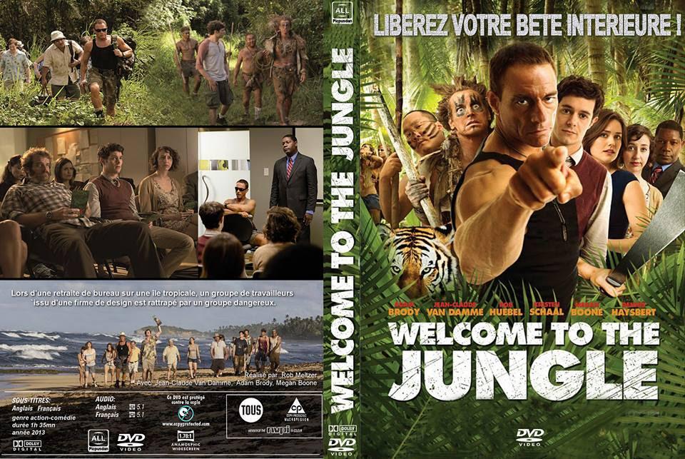 xbU8ezS Bem Vindo à Selva (Welcome To The Jungle) Torrent BluRay Rip 1080p Dual Audio 5.1 (2014)