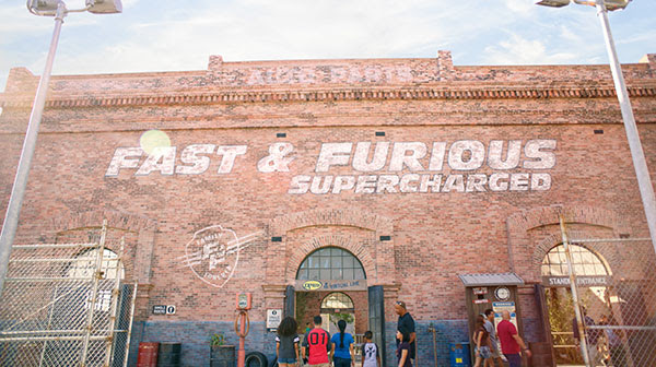 Fast and Furious Supercharged