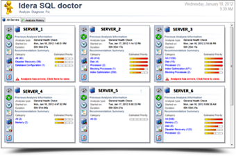 Thanks for your interest in SQL Doctor!