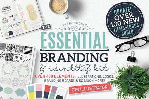 Essential Branding & Identity kit