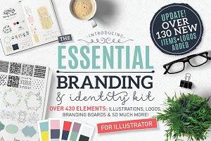 Essential Branding & Identity kit