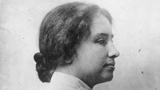 A Americana Helen Keller completaria 135 anos em 2015
