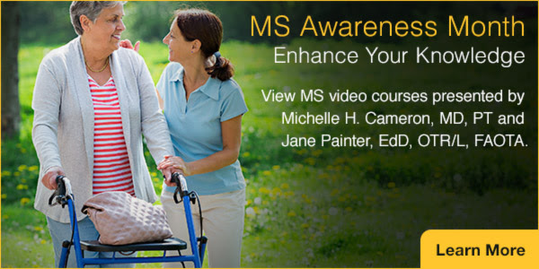 MS Awareness Month: Enhance Your Knowledge
