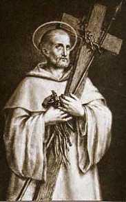 Święty Bernard z Clairvaux - czciciel Męki Pańskiej