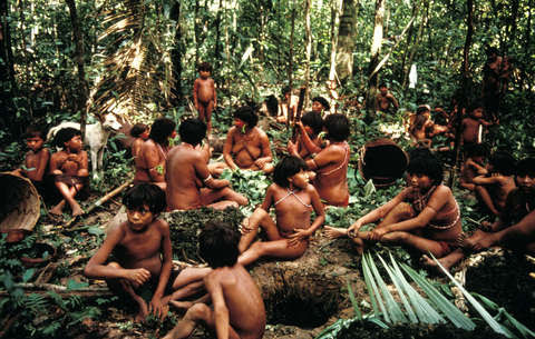 Científicos indígenas/Foto: otromundoesposible.net