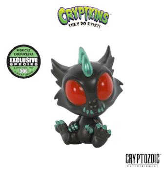 Midnight Chupacabra - WonderCon-exclusive Cryptkins figure