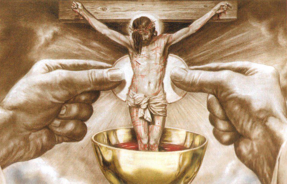 Znalezione obrazy dla zapytania msza Å›w. to najwiekszy cud