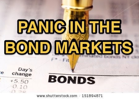 Panic in the Bond Markets