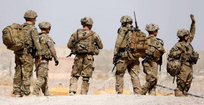 Tropas estadounidenses en la provincia de Uruzgan, Afganistán   Reuters