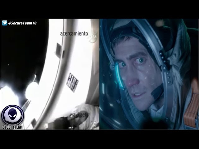 ALIEN MEETING? Astronaut Plagued By UFOs During Space Walk! 10/31/16  Sddefault